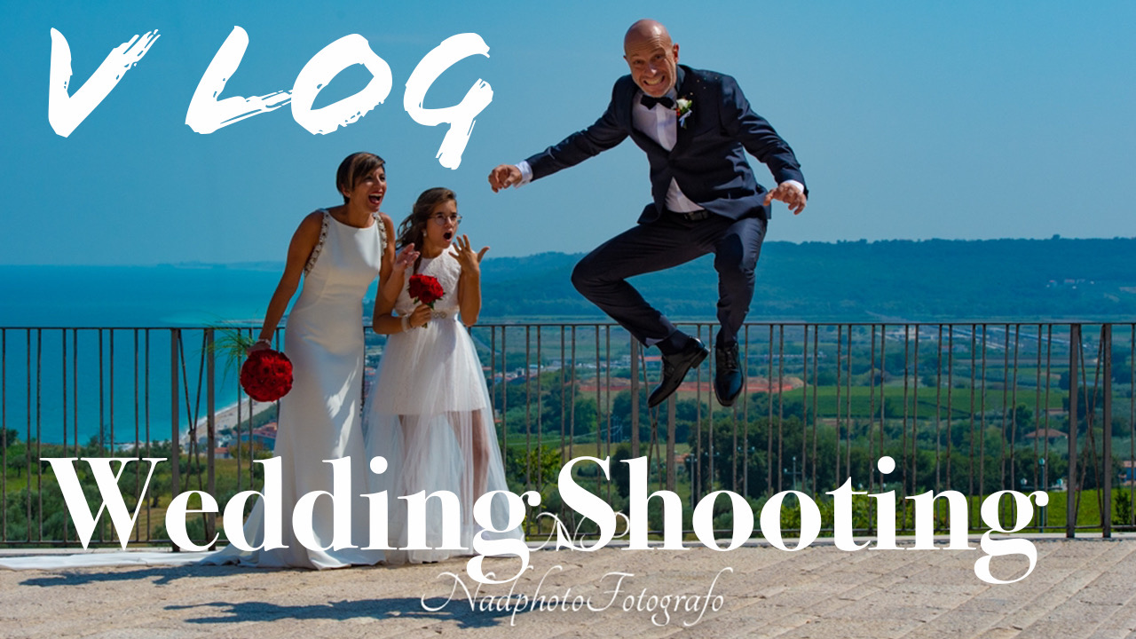 wedding shooting video come fotografo un matrimonio